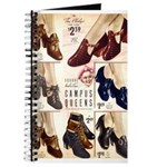 1930s Campus Queen Shoes Journal