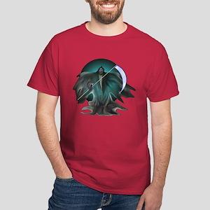 Grim Reaper Dark Red T-Shirt