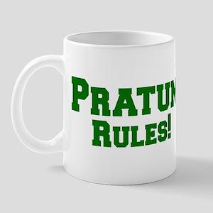 Pratum Rules! Mug