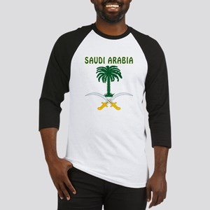Saudi Arabia Coat of arms Baseball Jersey