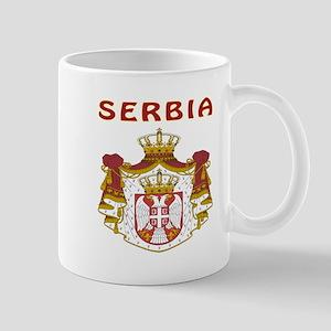 Serbia Coat of arms Mug