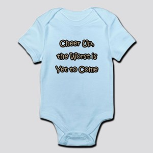 The Worst Infant Bodysuit