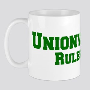 Unionvale Rules! Mug