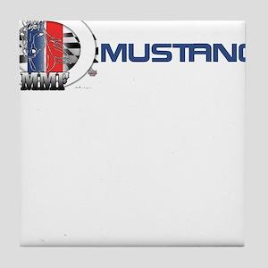 Mustang Logo 2013 Tile Coaster
