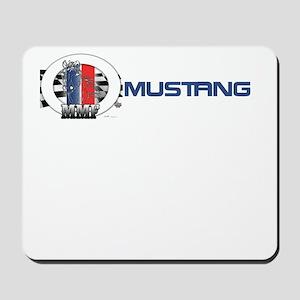 Mustang Logo 2013 Mousepad