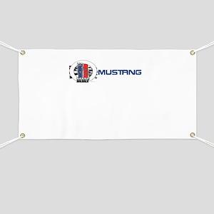 Mustang Logo 2013 Banner