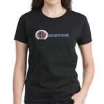 Mustang Logo 2013 Women's Dark T-Shirt