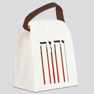 YHWH Bleed Canvas Lunch Bag