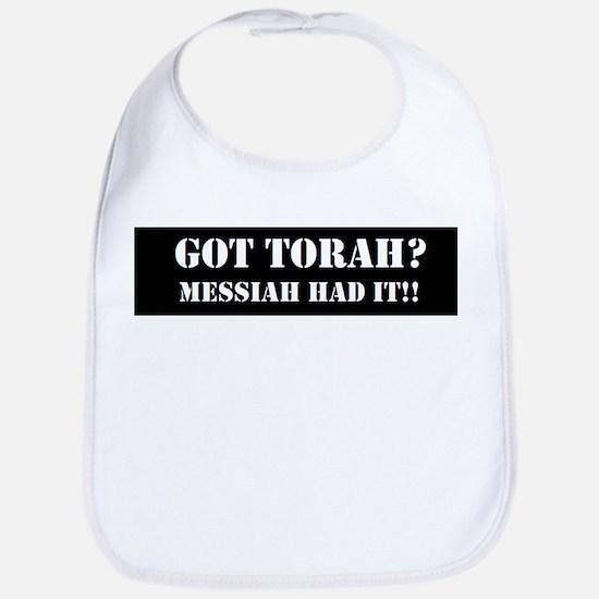GOT TORAH? Bib