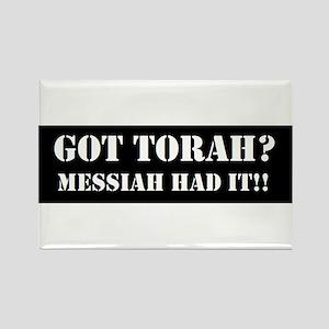 GOT TORAH? Rectangle Magnet