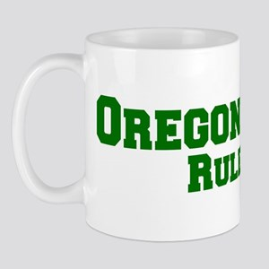 Oregon City Rules! Mug