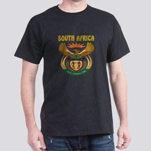 South Africa Coat of arms Dark T-Shirt