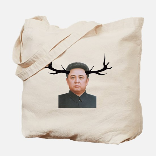 The Deer Leader Tote Bag