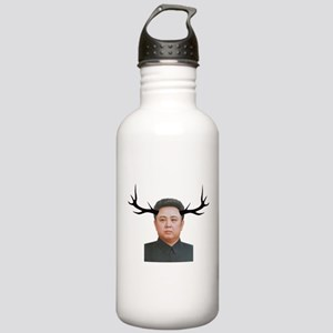 The Deer Leader Stainless Water Bottle 1.0L