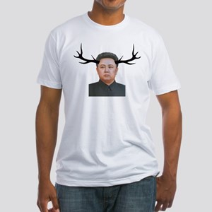 The Deer Leader Fitted T-Shirt