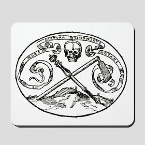Skull & Scepter Mousepad