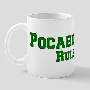 Pocahontas Rules! Mug