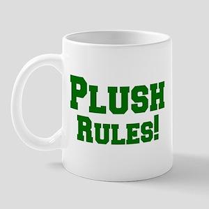 Plush Rules! Mug
