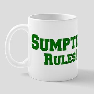 Sumpter Rules! Mug