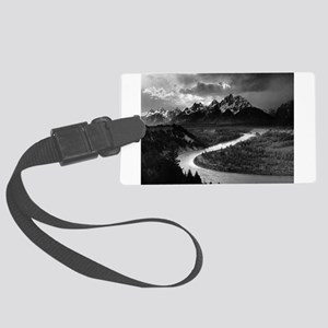 Ansel Adams The Tetons and the Snake River Large L