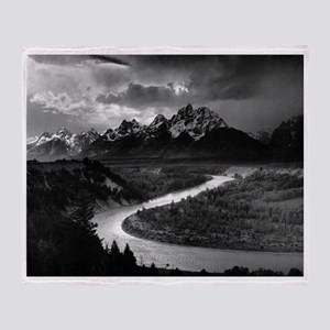 Ansel Adams The Tetons and the Snake River Stadiu