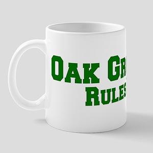 Oak Grove Rules! Mug