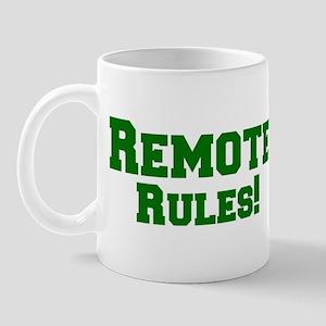 Remote Rules! Mug