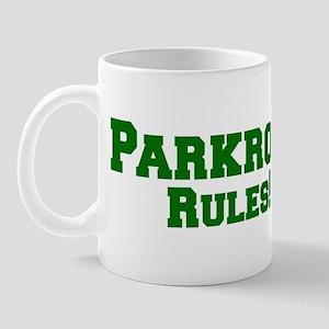 Parkrose Rules! Mug