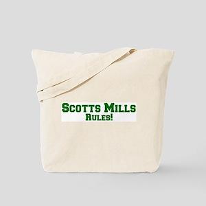 Scotts Mills Rules! Tote Bag