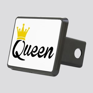 queen Rectangular Hitch Cover