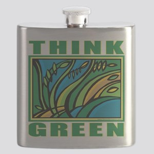 Think Green Flask