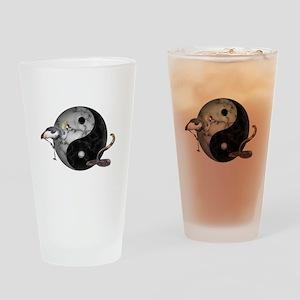 Taichiworls Drinking Glass