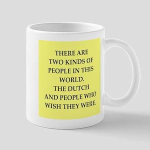 dutch Mug