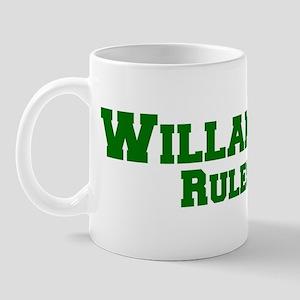 Willamina Rules! Mug