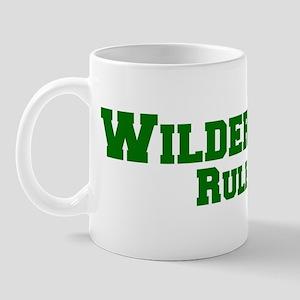 Wilderville Rules! Mug