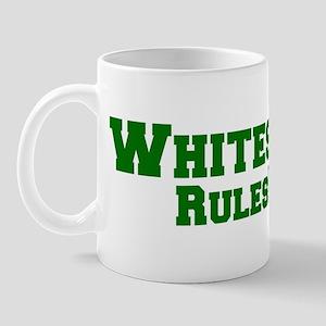 Whiteson Rules! Mug