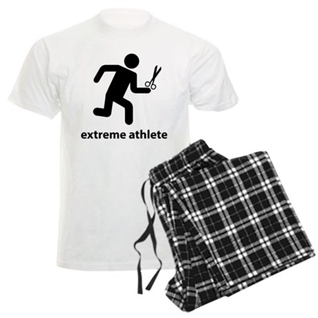 Extreme Athlete Men's Light Pajamas