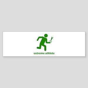 Extreme Athlete Sticker (Bumper)