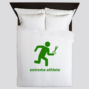 Extreme Athlete Queen Duvet