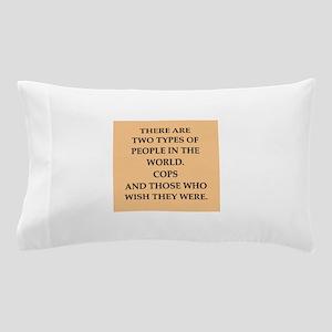 cops Pillow Case