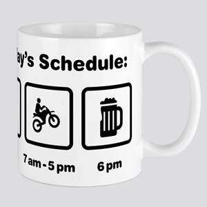 Dirt Biking Mug