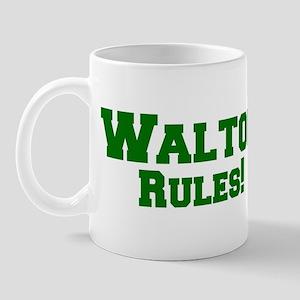 Walton Rules! Mug