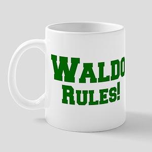 Waldo Rules! Mug