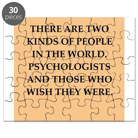psycology Puzzle