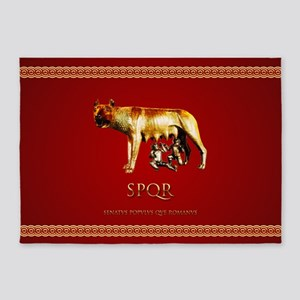 Imperial Rome 5'x7'Area Rug