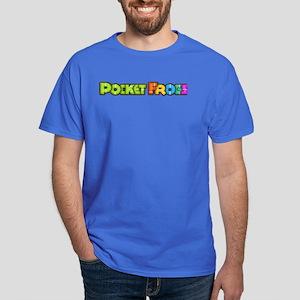 Pocket Frogs Dark T-Shirt