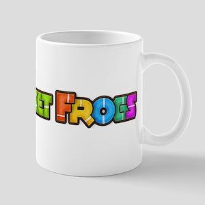 Pocket Frogs Mug