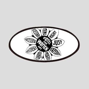 Suffragette Emblem - Votes Patch