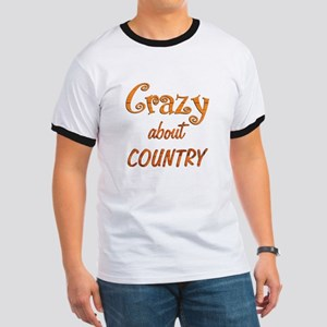 Crazy About Country Ringer T