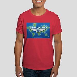 Pocket Planes Logo Dark T-Shirt